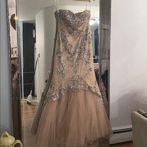 Sherri hill gown dress sz 14